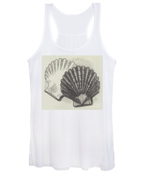 Shells Women's Tank Top