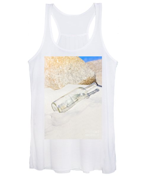 Ship In Bottle Women's Tank Top