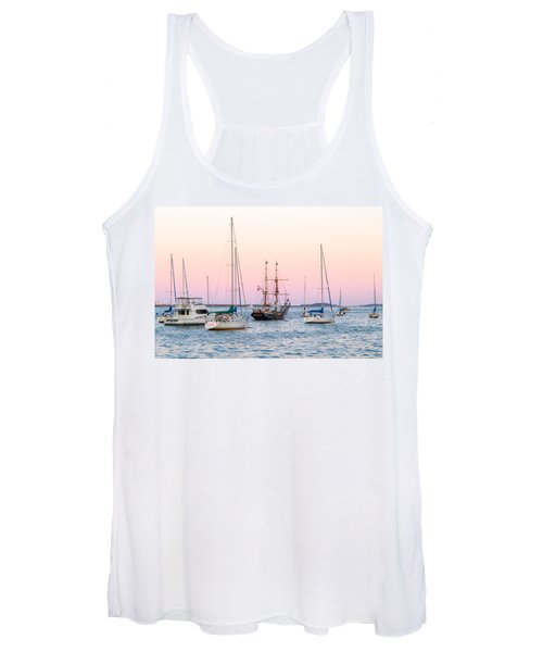 Ship Out Of Time Women's Tank Top