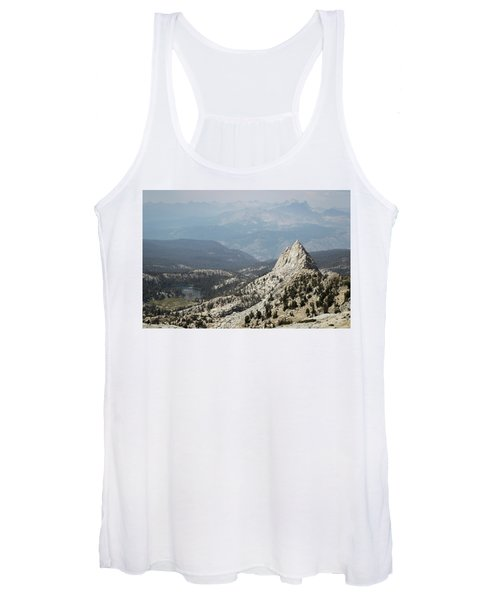 Mountain View Women's Tank Top