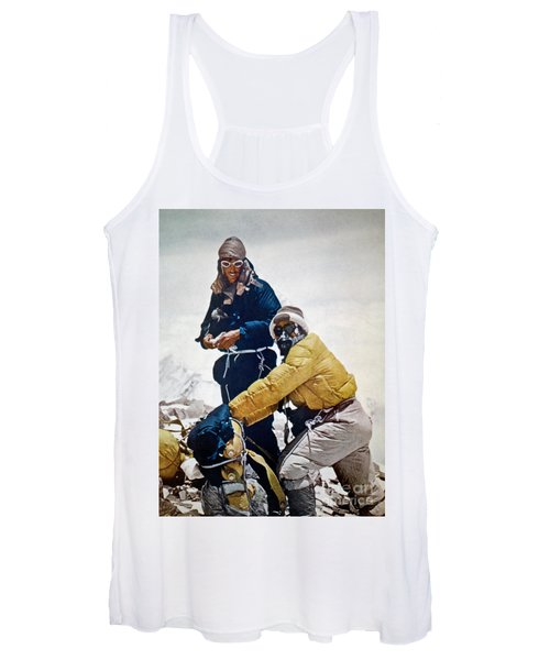Sir Edmund Hillary Women's Tank Top