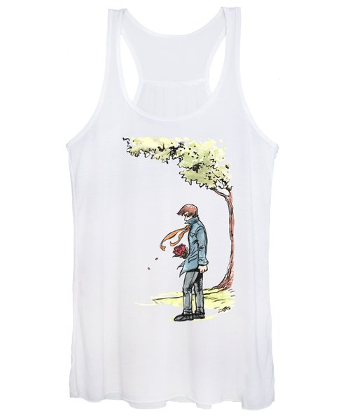 The Site Visitor Women's Tank Top