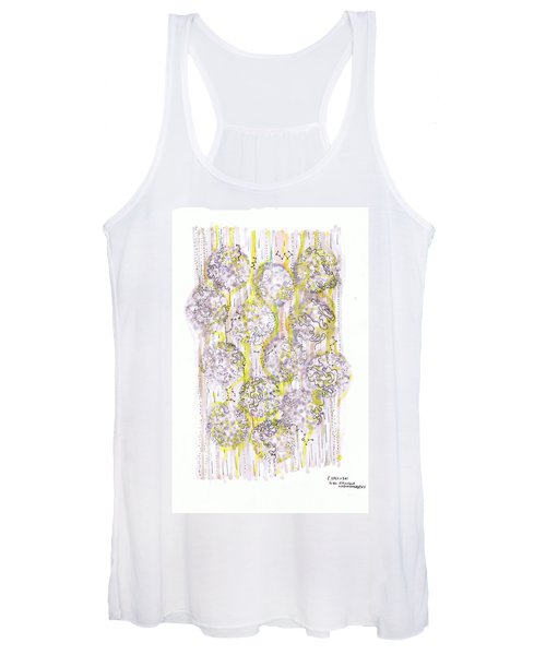 Size Exclusion Chromatography Women's Tank Top