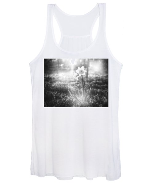 Smell Of The March Women's Tank Top