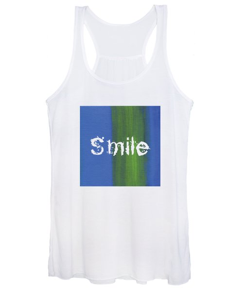 Smile Women's Tank Top