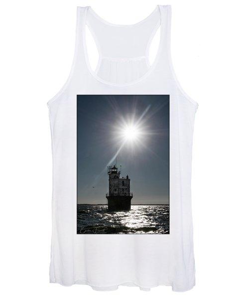 Smith Point Lighthouse Women's Tank Top