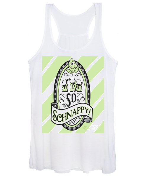 So Schnappy Women's Tank Top