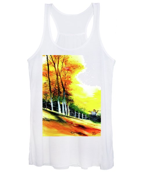Soaring High Women's Tank Top