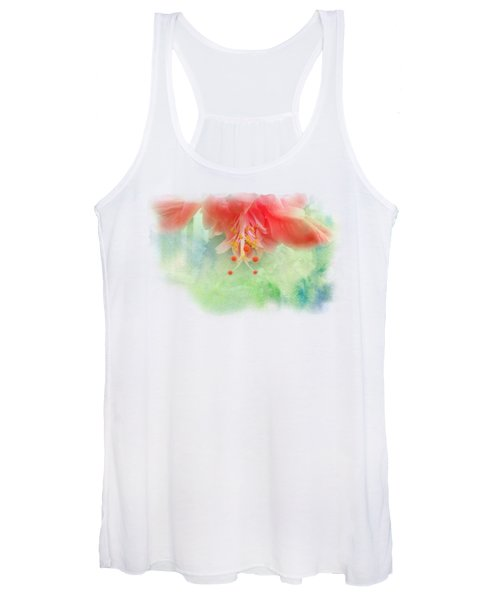 Softly Colored 1 Women's Tank Top