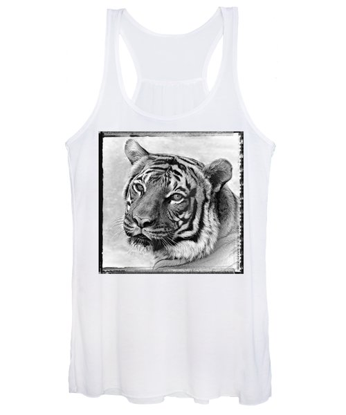 Sometimes Less Is More Women's Tank Top