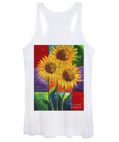 Sonflowers I Women's Tank Top
