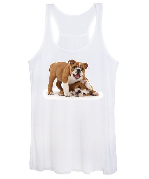 Sorry, Didn't See You There Women's Tank Top