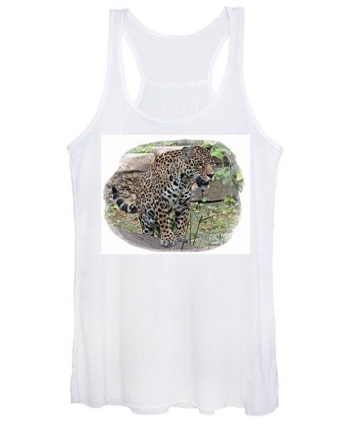 South American Jaguar Women's Tank Top