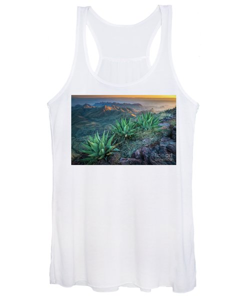 South Rim Twilight Women's Tank Top