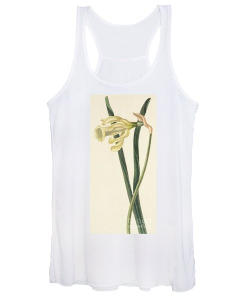 Spanish Daffodil Women's Tank Top