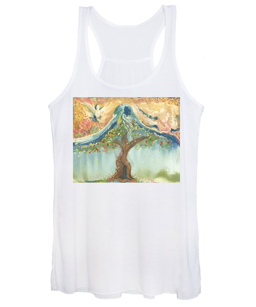 Spiritual Embrace Women's Tank Top