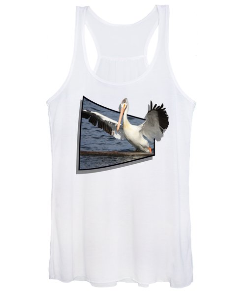Women's Tank Top featuring the photograph Spread Your Wings by Shane Bechler