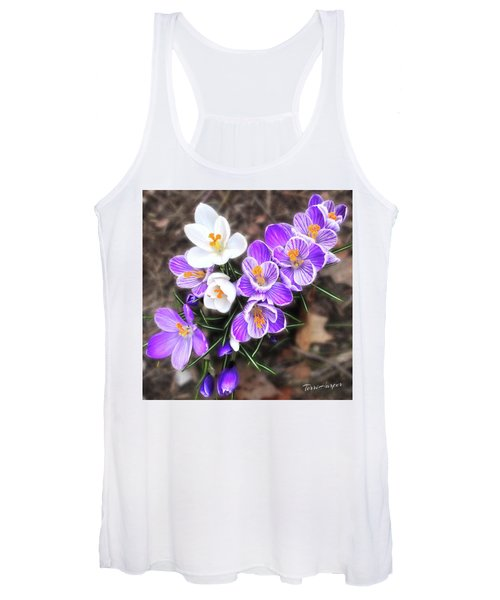 Spring Beauties Women's Tank Top