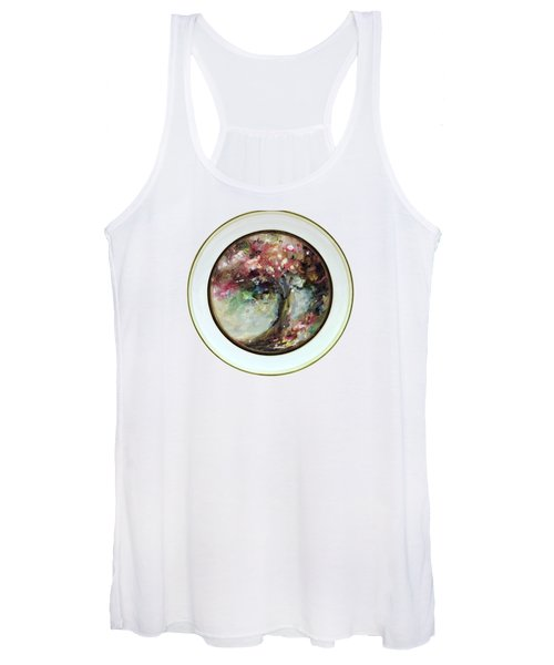 Spring Blossoms 2nd Version Women's Tank Top