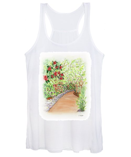 Spring Rhodies Women's Tank Top
