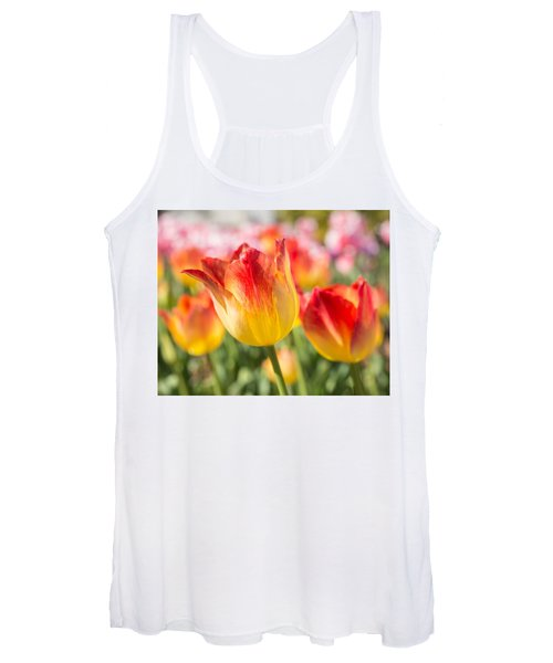 Spring Touches My Soul Women's Tank Top