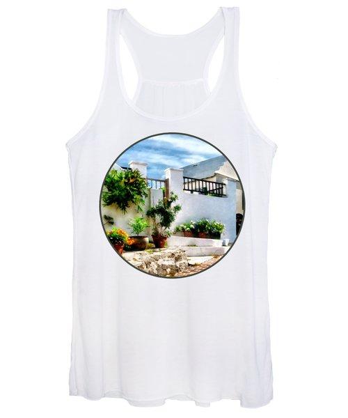 St George Bermuda - Sunny Street Women's Tank Top