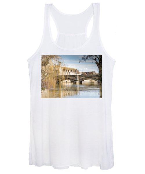 Stamford Town Bridge Women's Tank Top