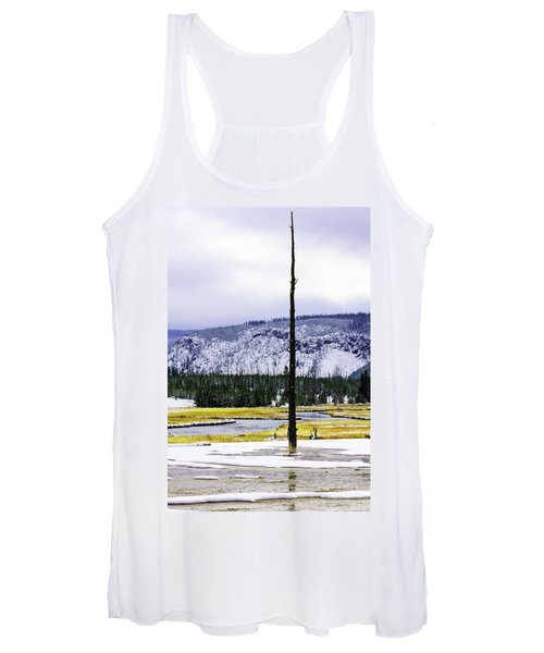 Standing Alone Women's Tank Top