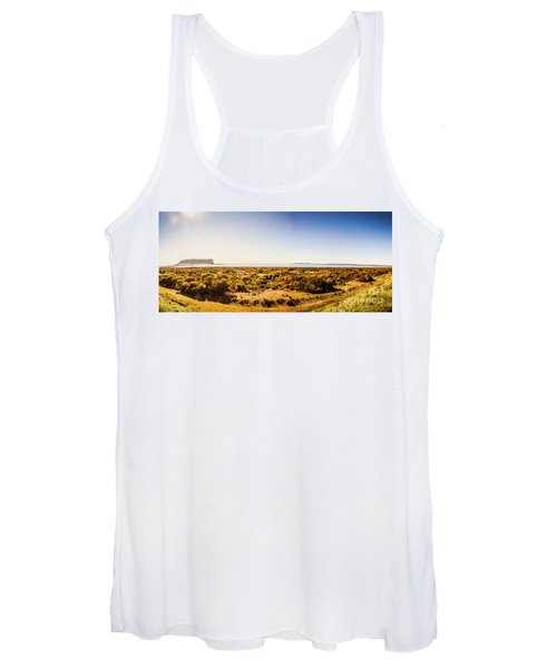Stanley Wide Country Women's Tank Top
