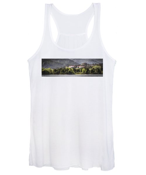 Stanley With Fisher Girl Pano Women's Tank Top