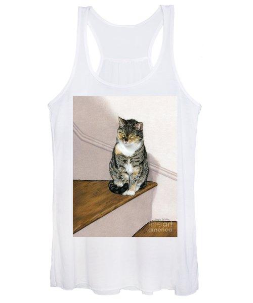 Stanzie Cat Women's Tank Top