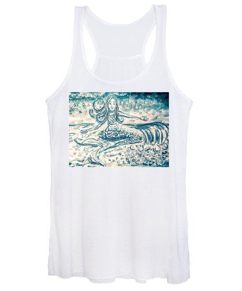 Star Bearer Mermaid Women's Tank Top