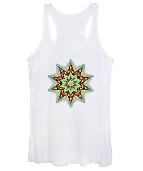 Star Of Strength By Kaye Menner Women's Tank Top