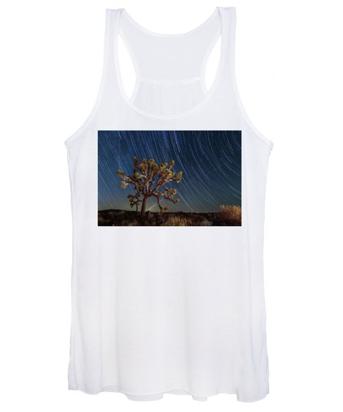 Star Spun Women's Tank Top