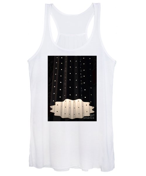 Women's Tank Top featuring the photograph Starry Starry Night by Rick Locke
