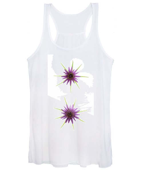Stars Of Salsify Women's Tank Top
