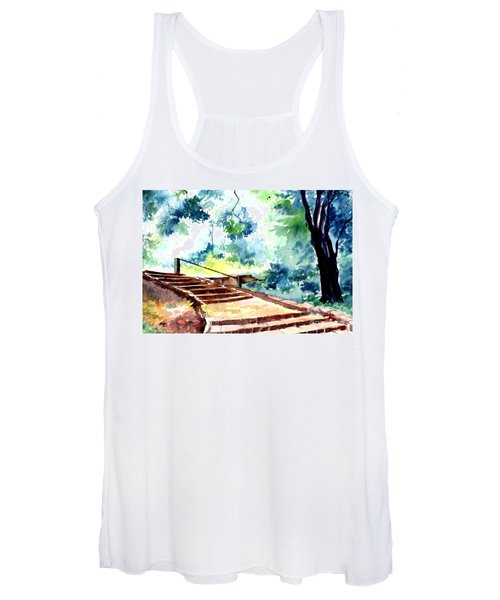 Steps To Eternity Women's Tank Top