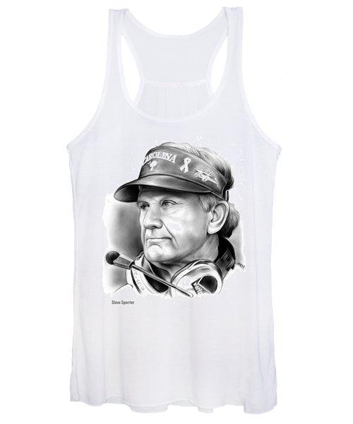 Steve Spurrier Women's Tank Top