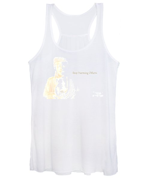 Stop Harming Others Women's Tank Top