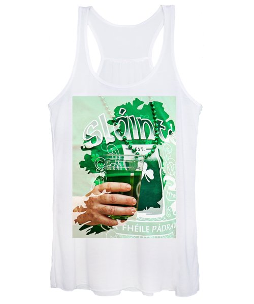 St. Patrick's Day Women's Tank Top