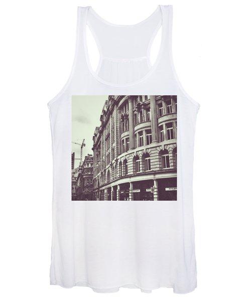 Streets Of London Women's Tank Top