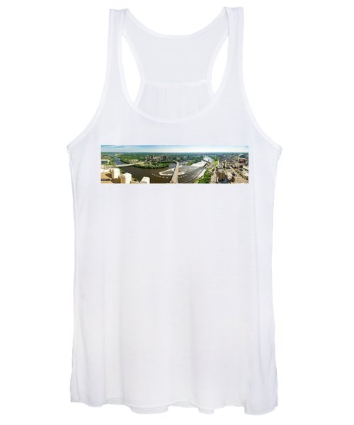 Summer In The Mill City Women's Tank Top