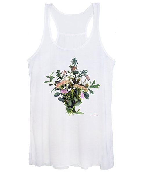 Summer Perrenials Women's Tank Top