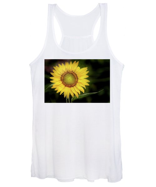 Summer Sunflower Women's Tank Top