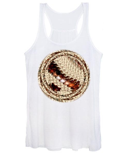 Sun Sand Shadows Women's Tank Top