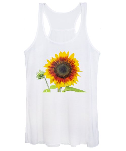Sunflower 2018-1 Women's Tank Top