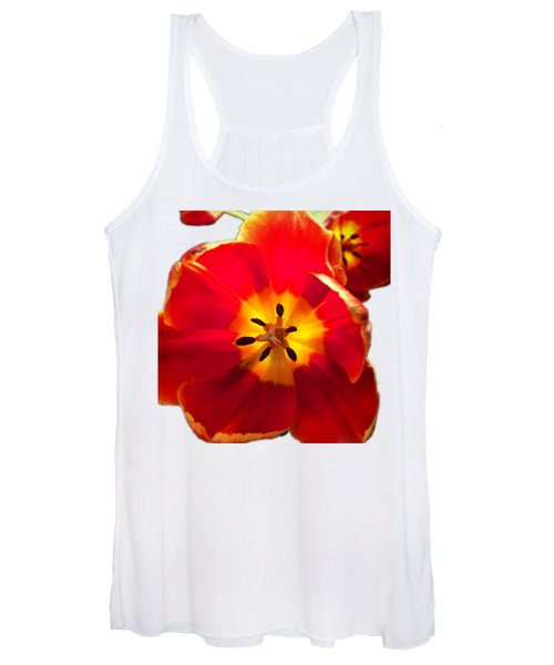 Sunkissed Tulips Women's Tank Top
