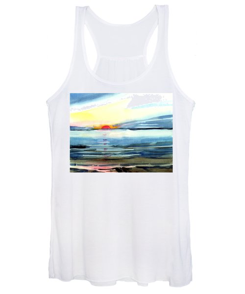 Sunset Women's Tank Top