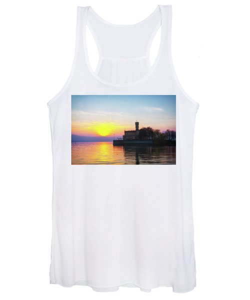 Sunset Colors Women's Tank Top
