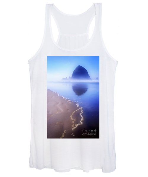 Surf Reflection Women's Tank Top